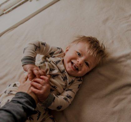 Brincadeiras para bebê de 4 a 6 meses