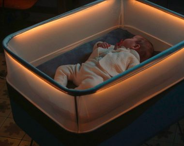 Ford launches crib to make baby sleep