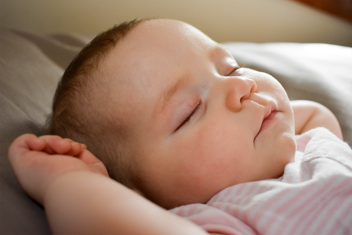 ¿Los bebés tienen pesadillas?