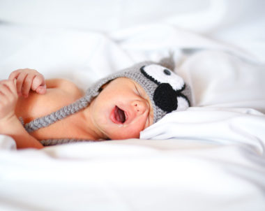 Por que meu bebê não dorme?