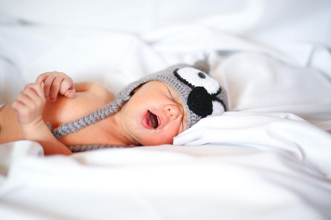 ¿Por qué mi bebé no duerme?