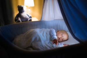 ¿Calmantes para que duerma el bebé?
