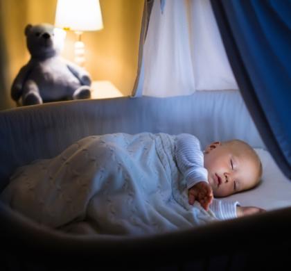 Calmantes para o bebê dormir?