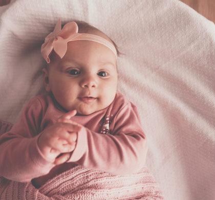 A sétima semana do bebê