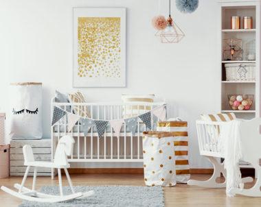 Como fazer o bebê dormir sozinho no berço