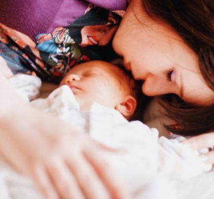 Bebê pode dormir depois que cai