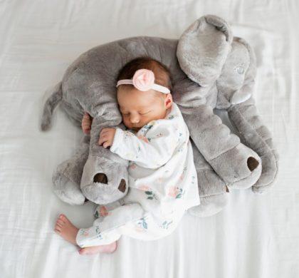 Bebê chora mesmo a noite inteira?