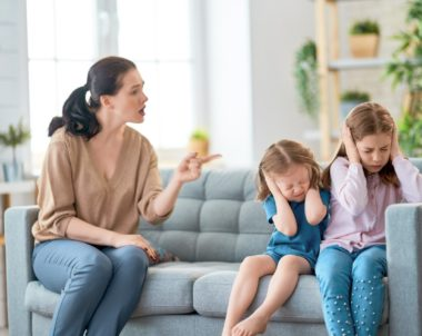 Posso ameaçar meu filho para ele me obedecer?