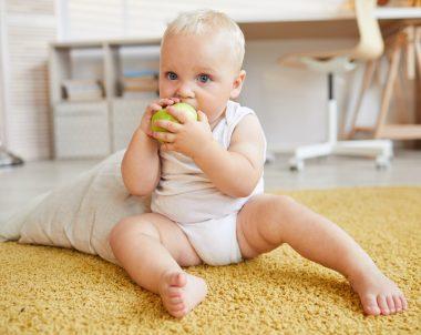 Bebê pode dormir depois de Comer