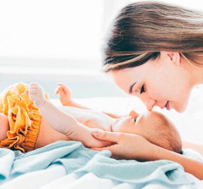 Saltos do desenvolvimento do bebê Salto 2 – Compreendendo Padrões