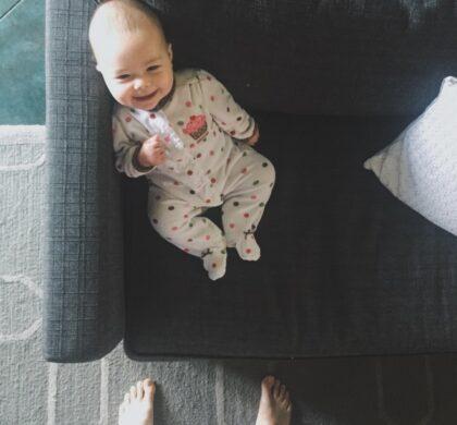 Saltos do desenvolvimento do bebê Salto 3 – Transições Suaves