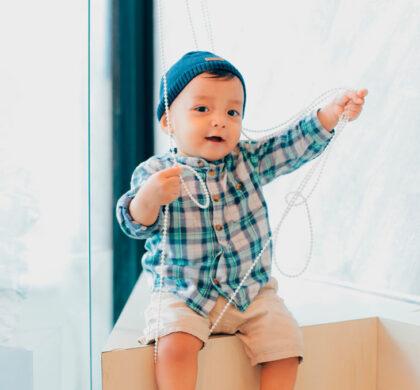 Saltos do desenvolvimento do bebê Salto 9 – Princípios