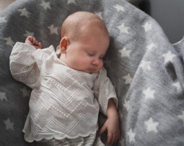 O bebê pode dormir de barriga para cima?