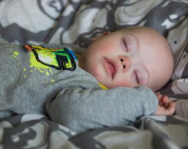 Bebê pode dormir muito?